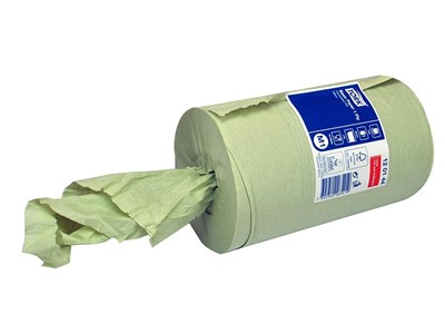 Wiping paper small 116 meters-1 roll island 13 cm