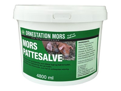 Mors pattesalve 4800 ml