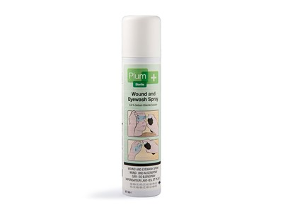 Eye wash spray, plum, 250 ml