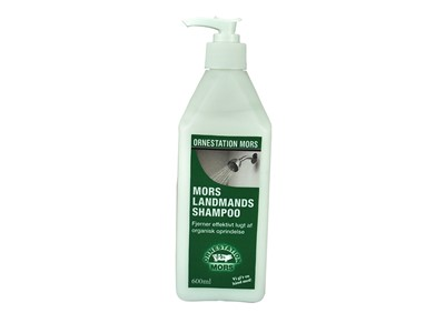 Mors landmands shampoo 600 ml