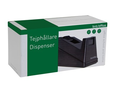 Tapedispenser, 19 mm