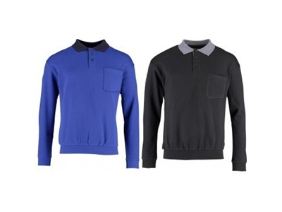 POLO SWEATSHIRT KW